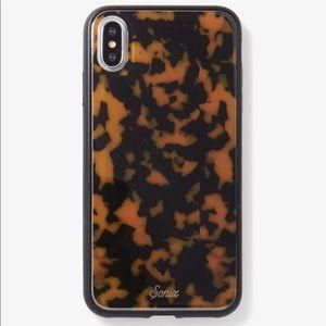 sonix cheetah print iPhone case
